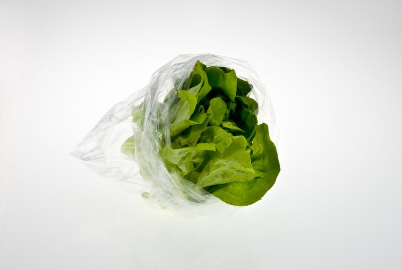 The wicketted standard lettuce bag has been designed to pack a traditional British lettuce including hot house.