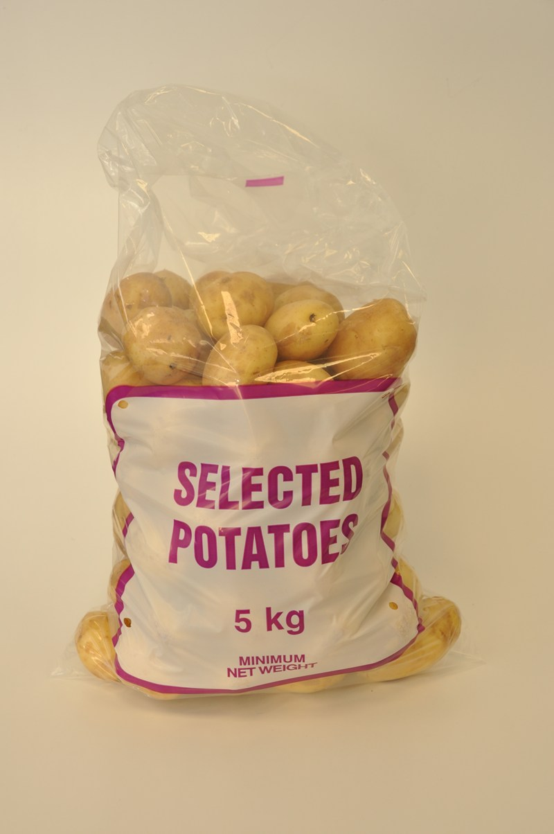 Wicketted 5kg Potato Bag - In Stock Now For Delivery